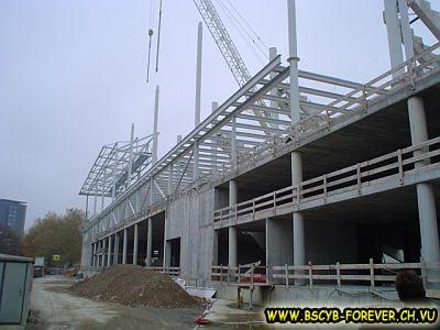 Wankdorfstadionbesichtigung