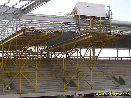 Wankdorfstadion-Besichtigung