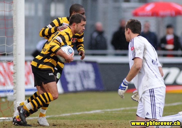 FC Vaduz - YB